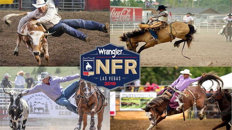 How to watch National Finals Rodeo on CBS Sports NFR and Rodeo Live
