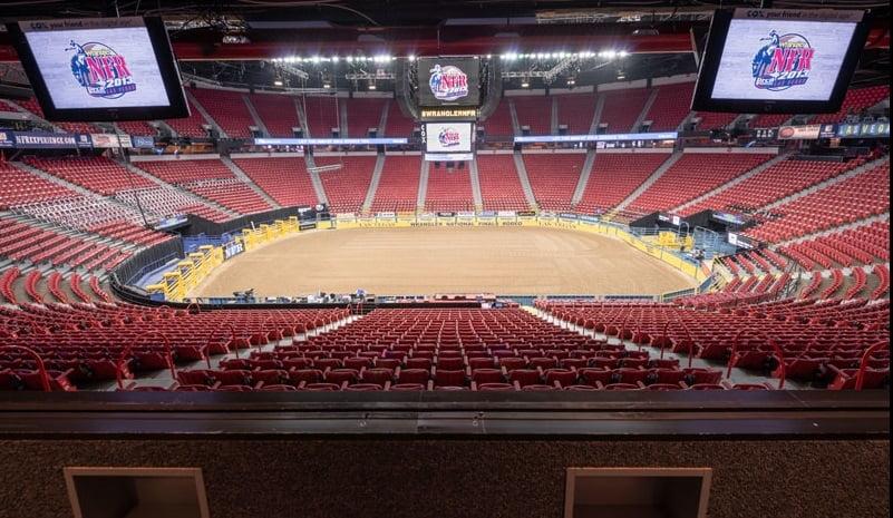 National Finals Rodeo Venue