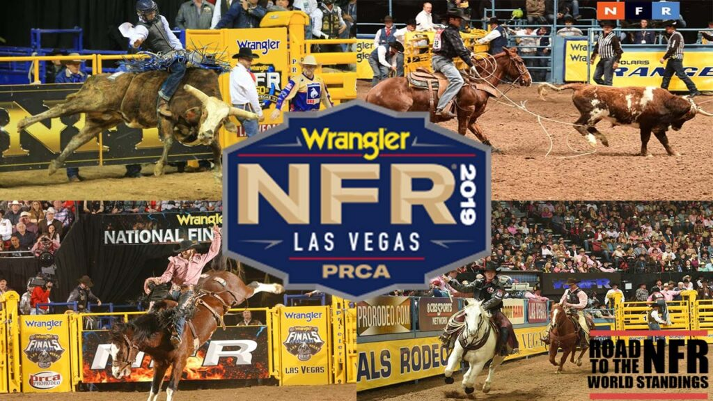 Best Place For Watching National Finals Rodeo Nfr Live Online
