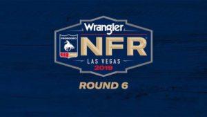 National Finals Rodeo 2019 Round 6 Highlights & Results