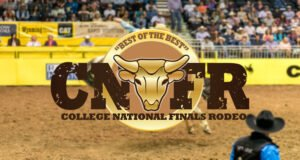 College National Finals Rodeo CNFR
